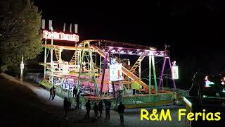 Atracciones San Froilán en Lugo (Galicia) 2019-R&M Ferias