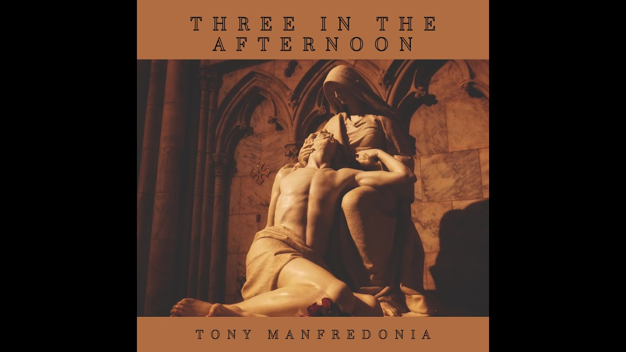 Manfredonia - Three in the Afternoon (2021) - Scrolling Score