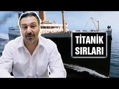 Batmaz Denilen Gemi Titanik Ve Hiç Duymadığınız Sırları Ve Batma Nedenleri