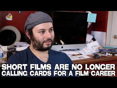 Short Films Are No Longer Calling Cards For A Film Career by James Cullen Bressack