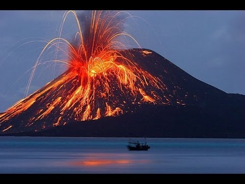 DOKU: Die Entstehung der Erde (3) Der Vulkan von Krakatau [Deutsch HD]