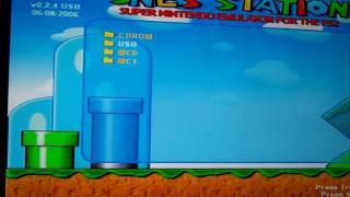 Utilisation de FreeMcBoot sur PS2 avec les jeux sur clé USB