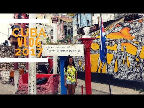 Cuba vlog 2017: Traveling Solo To Havana!