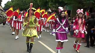 Drum Band SMP Negeri 4 Pemalang