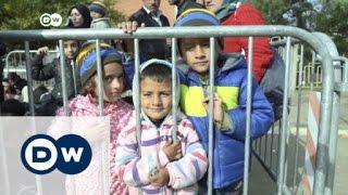 تقرير اليونيسيف عن الأطفال اللاجئين   الأخبار