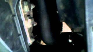 Свист на холодном моторе