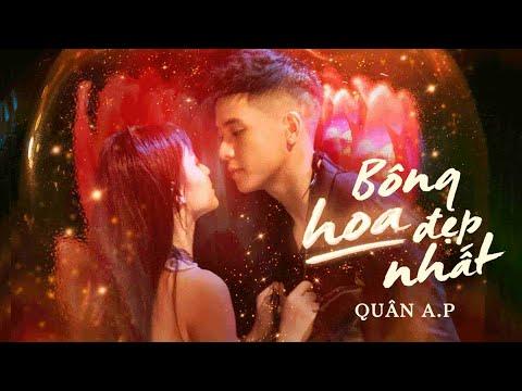 QUÂN A.P | BÔNG HOA ĐẸP NHẤT | OFFICIAL MUSIC VIDEO