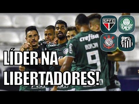 Reservas Do Palmeiras Vencem Peruanos E Garantem A Ponta No Grupo (04/05/18) - Boletim Da Manhã
