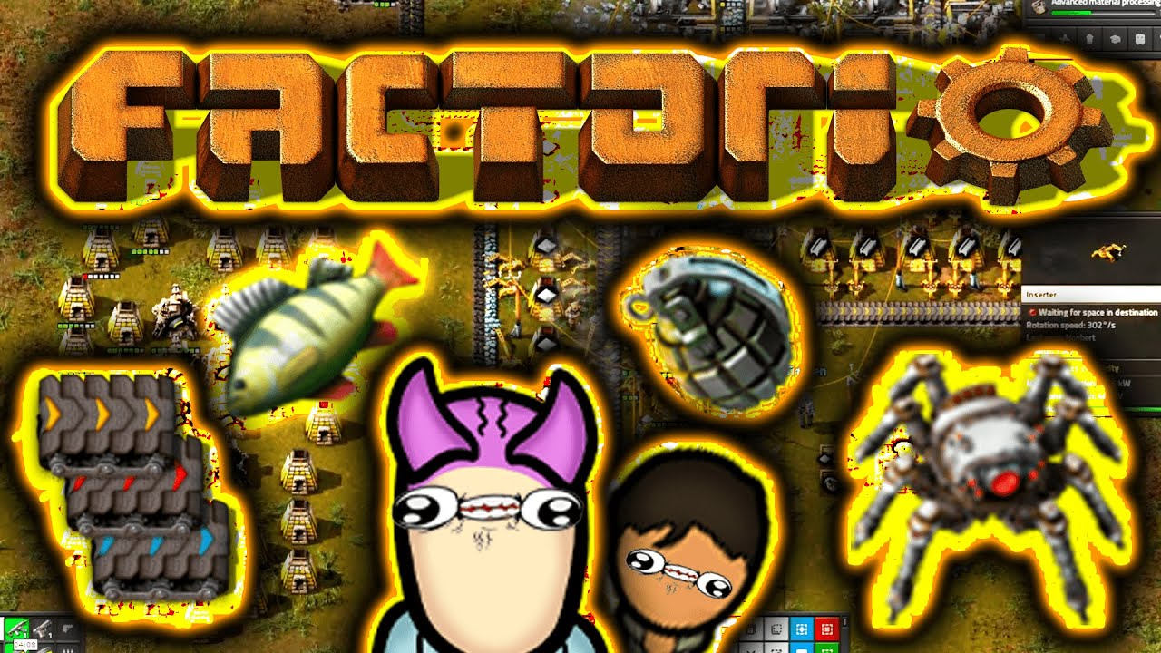 Download 10 things you wish you knew before playing factorio