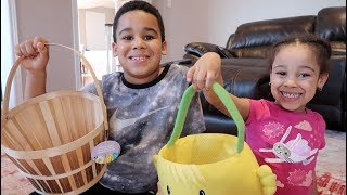 FamousTubeKIDS Super Fun Easter Egg Hunt!