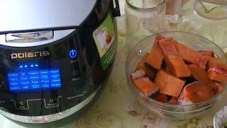 Домашние видео рецепты -  рыбные консервы в мультиварке