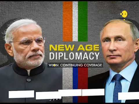 Indian PM hold one-on-one dialogue with Russian President Putin
