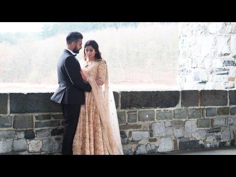 Bollywood Pre Wedding Shoot in Germany 2017 - Jasdeep & Gurkaran
