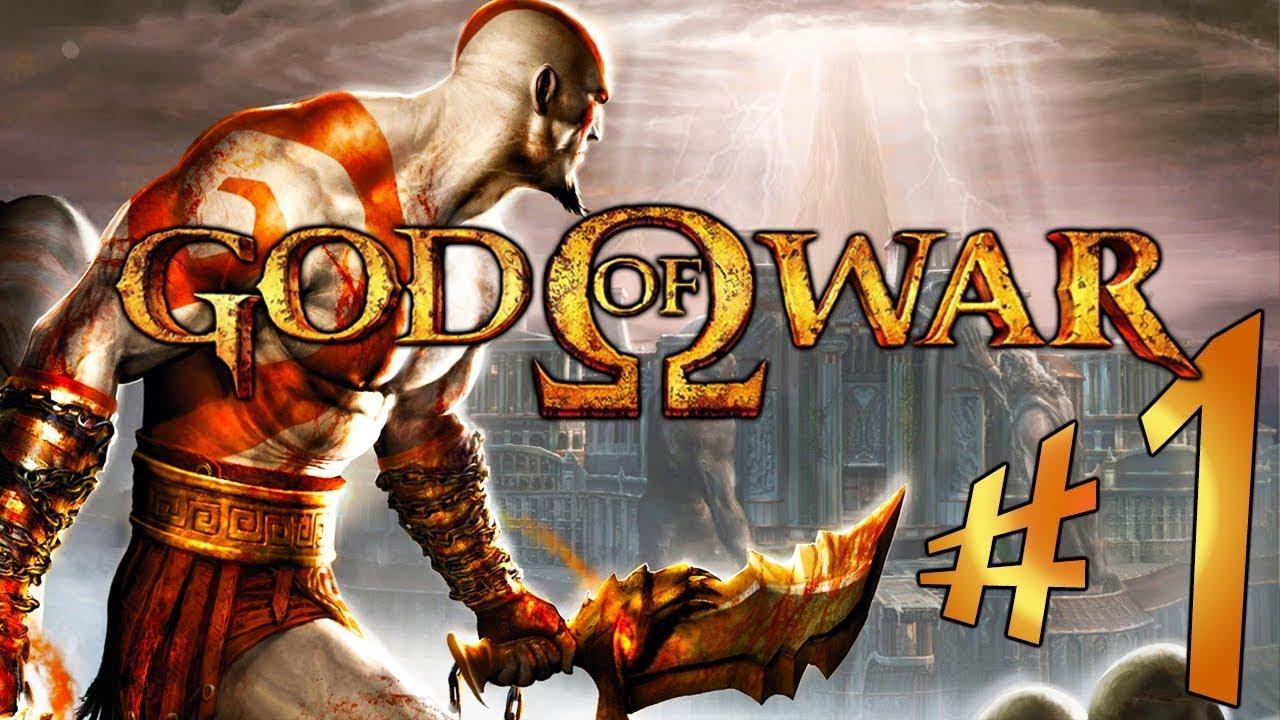 GOD OF WAR - Parte 1: Kratos!!! [ PS2 - Playthrough Legendado ]