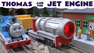 Thomas The Tank Engine And The Jet Engine Thomas Y Sus Amigos Toy Train Tomac Tomas きかんしゃトーマス