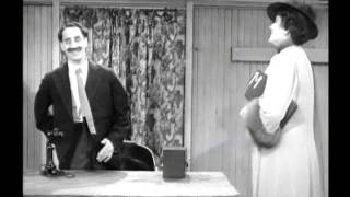 Marx Brothers - The Big Store 1941 scene 1