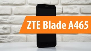 umboxin: ZTE A465