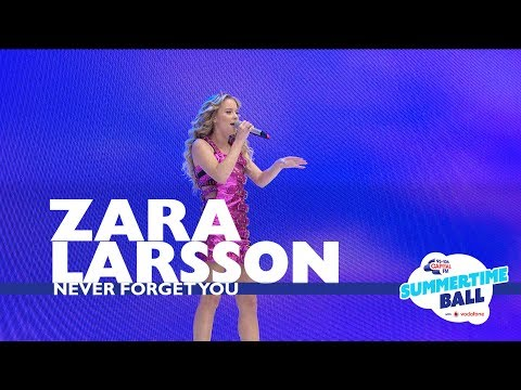 Zara Larsson - Never Forget You