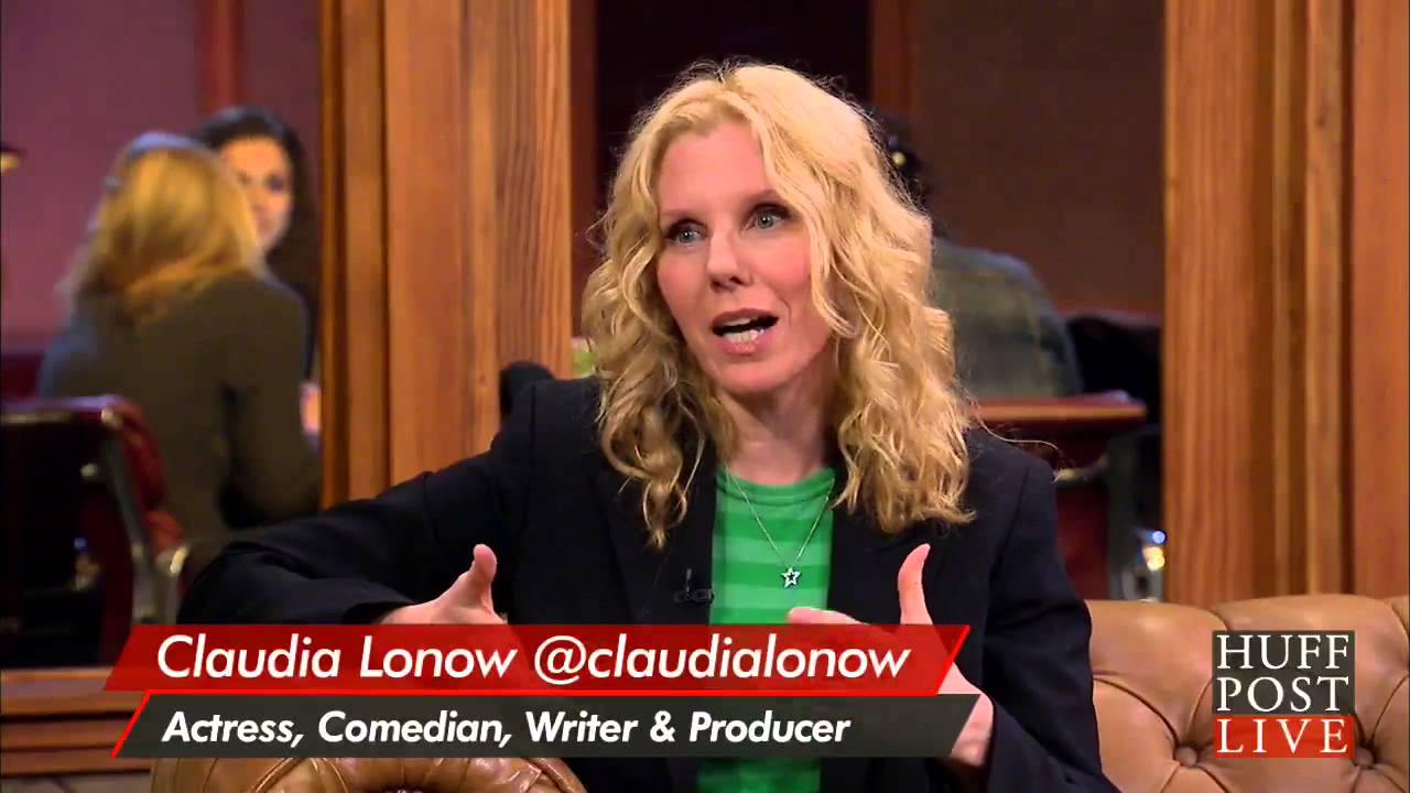 Watch Claudia Lonow video