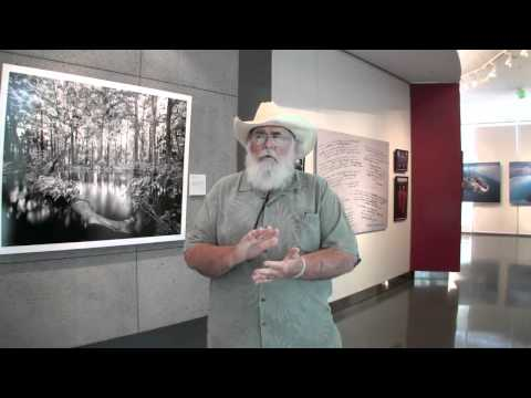 Clyde Butcher: Fine Art photographer - working wet and walking swamps