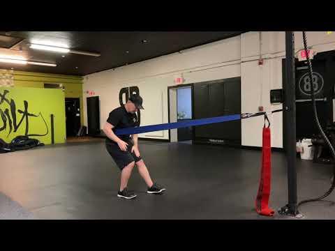NT Loop Total-body Workout: Tri-set #2