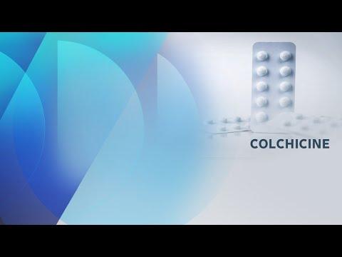 La colchicine, médicament prometteur?