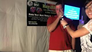 Tanner Good Morning Beautiful {Karaoke by KeysDAN}