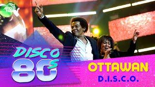 Ottawan - D.I.S.C.O. (Disco of the 80's Festival, Russia, 2008)