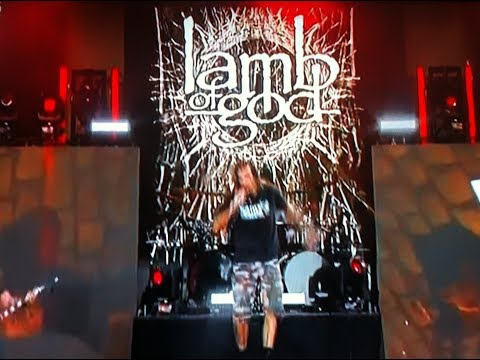 Lamb of God new video - STP tour - Amon Amarth track-by-track - UABB new song/video - new Firespawn!