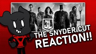 Zack Snyder's Justice League On Hbo Max 2021 Reaction!