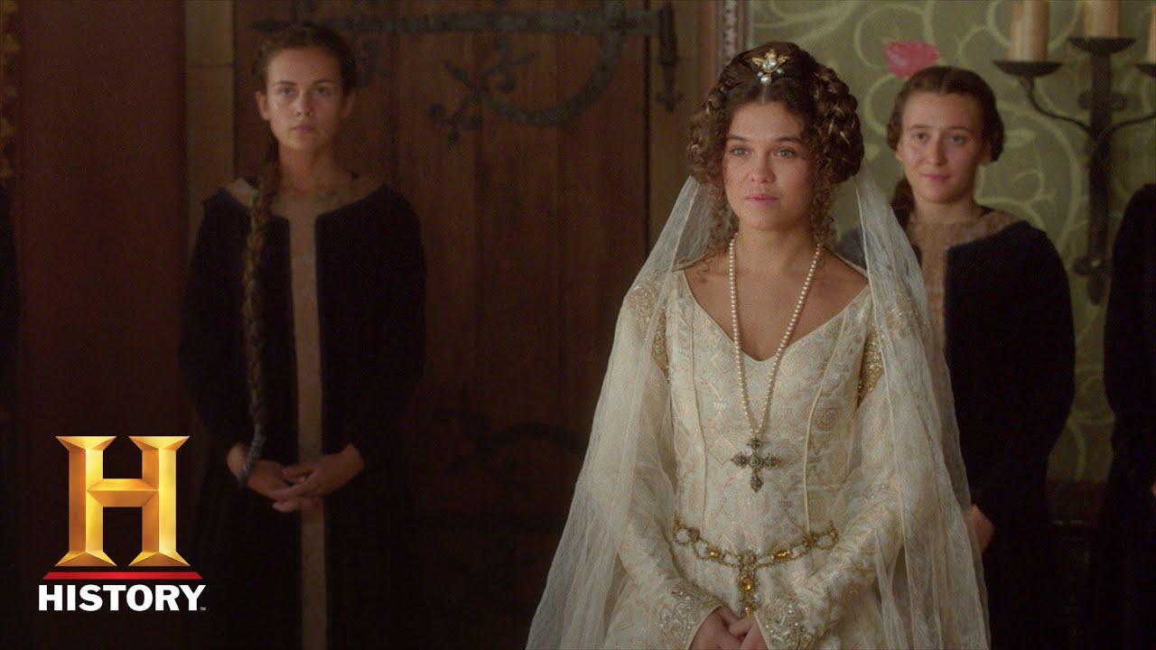 Isabel Spanish TV Wedding Dress