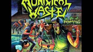 Municipal Waste - The Art Of Partying (Album Medley)