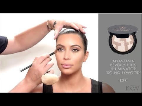 [FULL VIDEO] Kim Kardashian | Natural Daytime Makeup Tutorial By Mario Dedivanovic