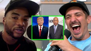 Trump Says F You For Life | Charlamagne Tha God and Andrew Schulz