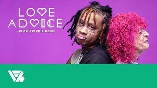 Love Advice with Trippie Redd & a Real Therapist
