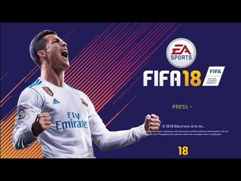 FIFA 18 -- Gameplay (PS4)