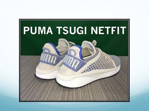 801d504e410 PUMA Tsugi Netfit Unboxing   On Feet Mens size 13 - YouTube