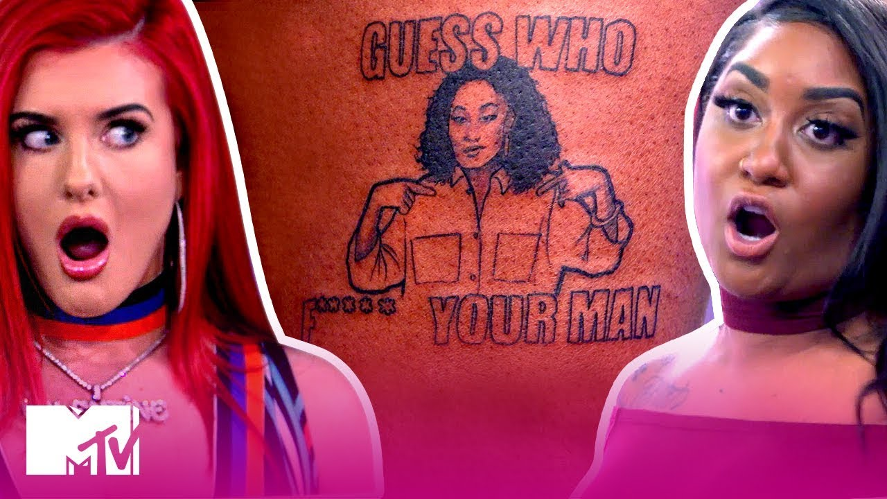 Download Can These 'Hating-Ass' BFFs Survive This Petty Tattoo? | How Far Is Tattoo Far? | MTV