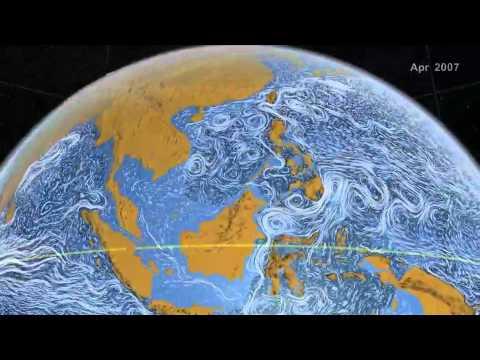 Global Ocean Current Visualization