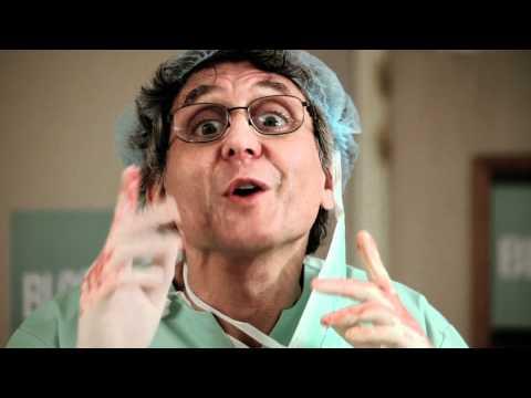 Vidéo Docteur Alain CISION sort du bloc opératoire...