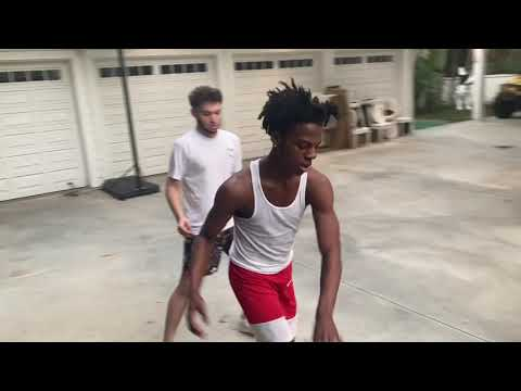 speed vs adin 1v1 basketball