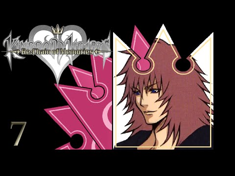 SWEET DREAMS - Let's Play - Kingdom Hearts Re:Chain of Memories HD - 7 - Playthrough