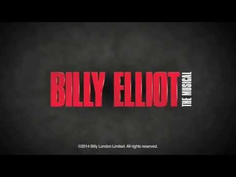 Billy Elliot The Musical's Ollie Jochim in rehearsals
