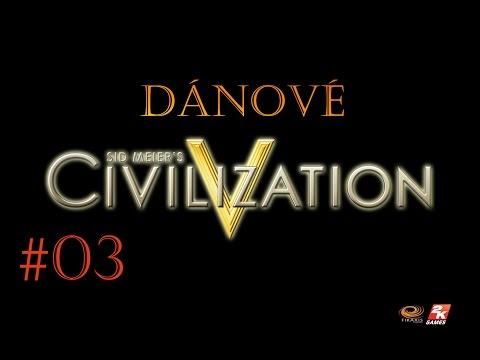 Civilization 5 #03 Kaupang  [CZ LP]