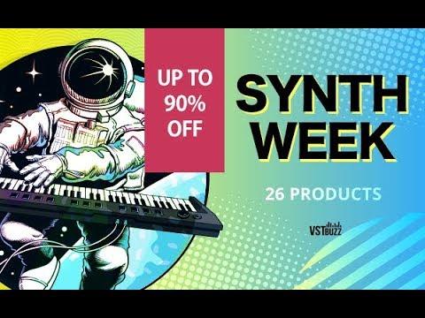 VSTBuzz Synth Week - Walkthrough Video
