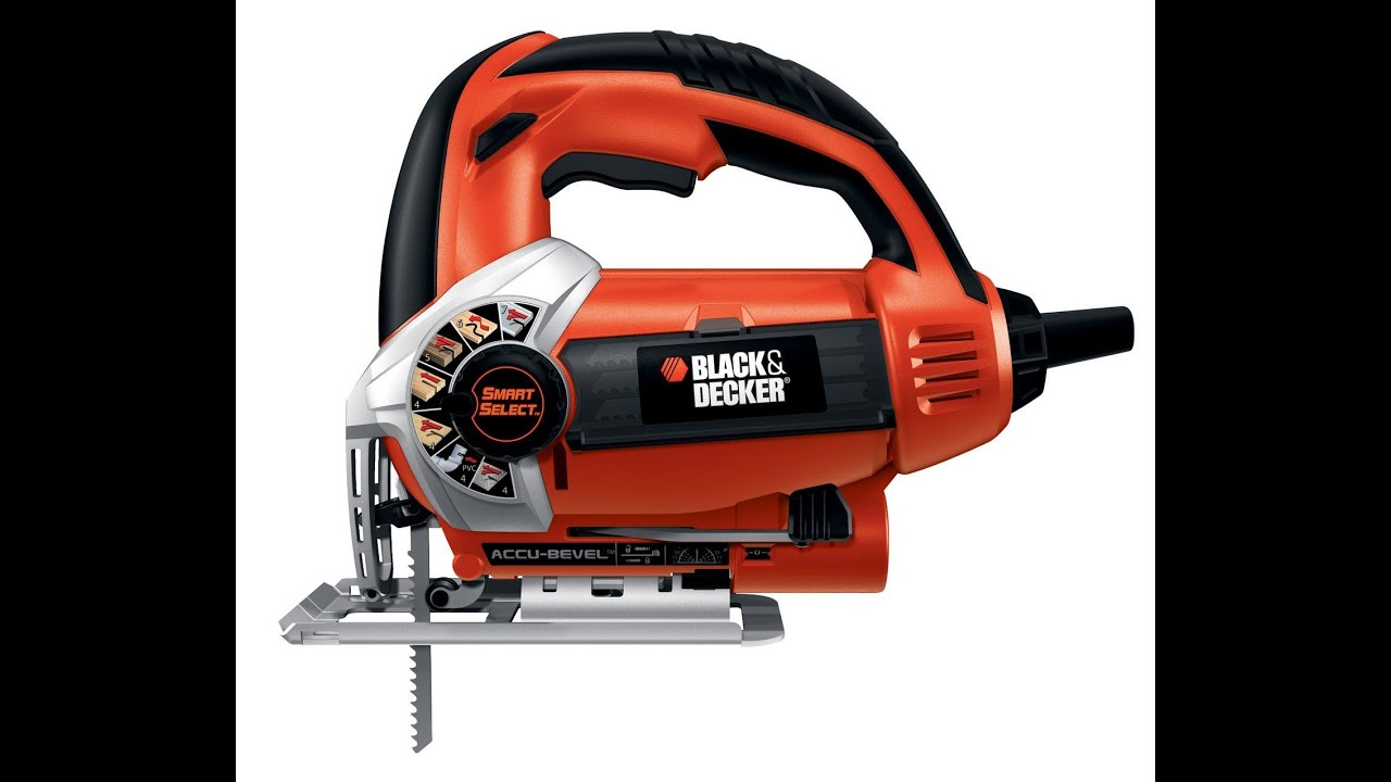 Review black decker js660 jig saw with smart select dial youtube keyboard keysfo Image collections