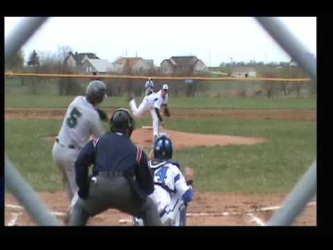 James Hood Pitching 3/26/09