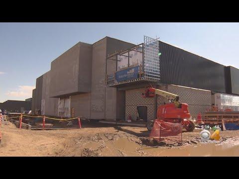 BEARDO - Take a look at the build progress of the Mission Ballroom