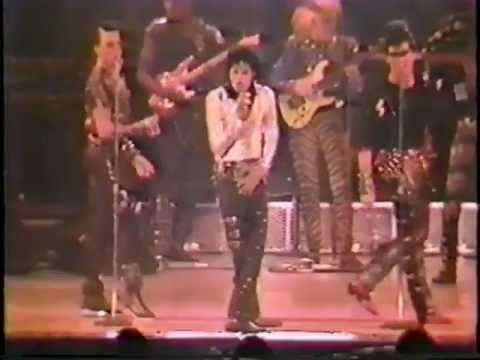 Michael Jackson - Brisbane Australia BAD Concert 1987 FULL