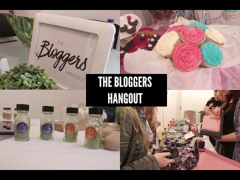 #VLOG: THE BLOGGERS HANGOUT | TIMEFORTEE thumbnail